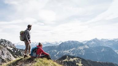 Wandern und Bergsport